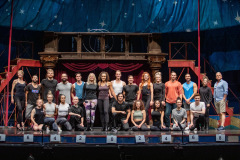 Pippin in Rehearsals - Cast Media Call